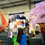 Acknowledging King Jesus over Australia