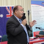 QLD State President Michael Jennings