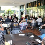 Speaking at RUAP breakfast in Darwin