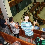 Praying in NT State Parliament