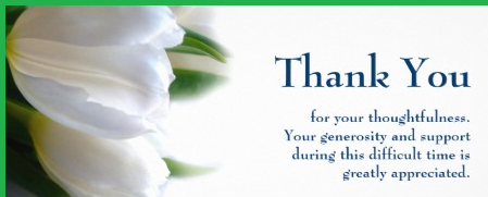 how to express a sincere thank you