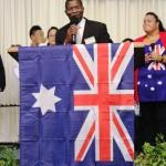 Ps Abraham from a Nigerian Pentecostal church