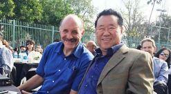 Lou Engle with Che Ahn via Facebook, Charisma News)