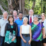 RUAP National President Daniel Nalliah with NSW State Executive and other RUAP leaders